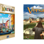 Adventskalender 17.12.2014 –  Murano 27,49€ & Versailles 23,90€