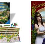 Adventskalender 5.12.2014 –  Sanssouci 19,99€ & Concordia 27,90€