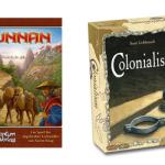 Adventskalender 14.12.2014 –  Yunnan 19,99€ & Colonialism 11,90€