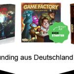 """Deutsche Kickstarterprojekte starten durch… GameFactory, Die Zwerge """"Deluxe"""" und Crysis"""